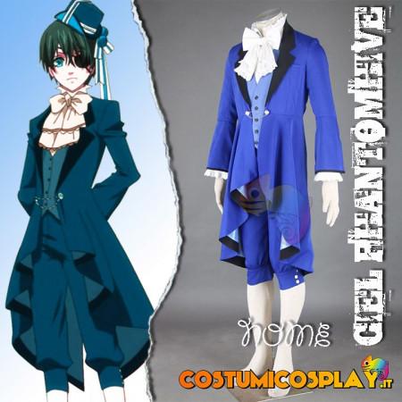 Costume Cosplay Ciel Phantomhive
