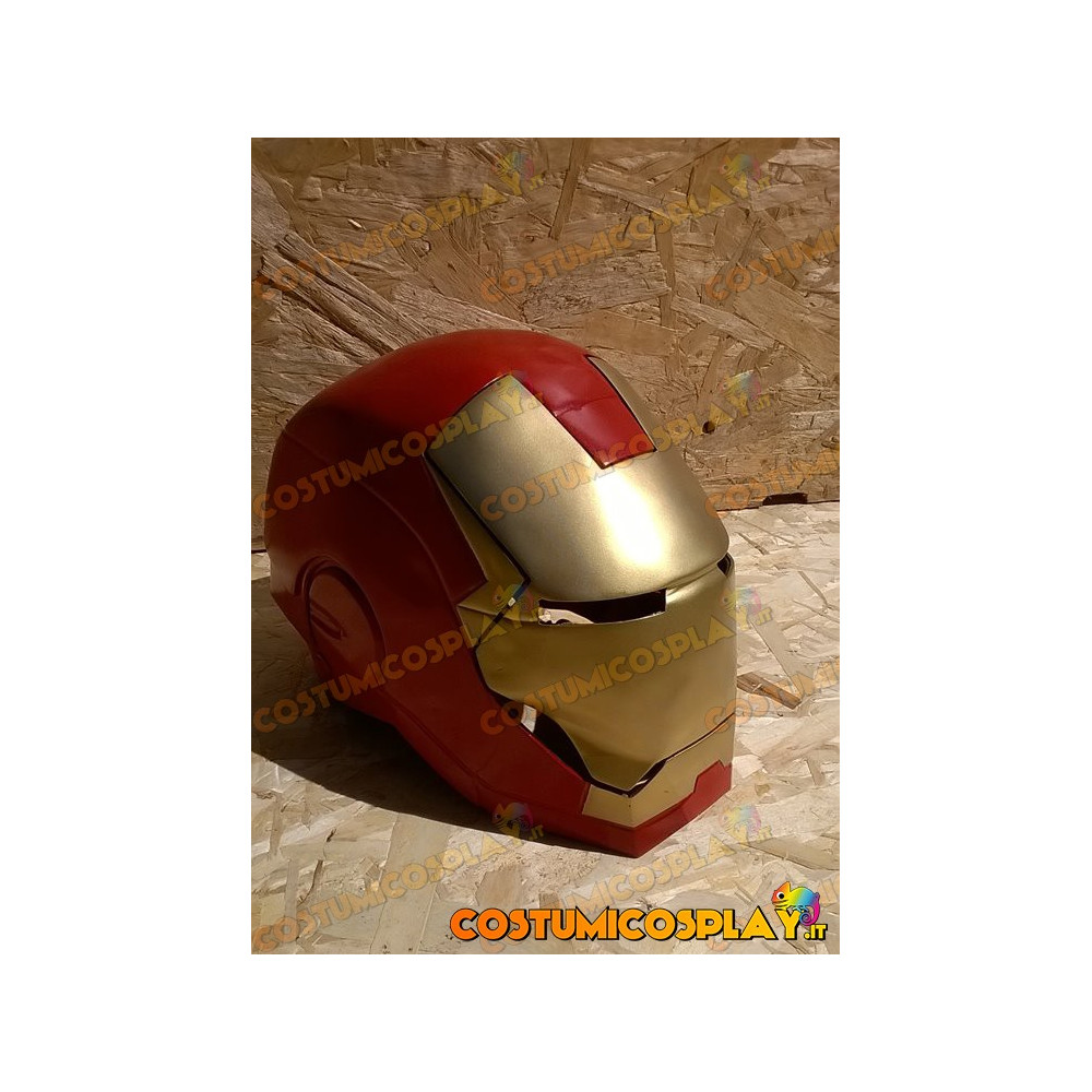 Casco Iron Man