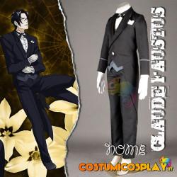 Costume cosplay Claude Faustus