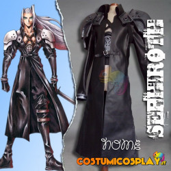 Costume cosplay Final Fantasy VII Sephiroth