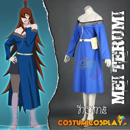 Costume Cosplay Mei Terumi