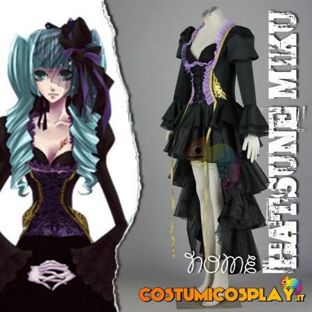 Costume Cosplay Hatsune Miku