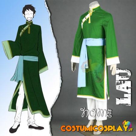 Costume Cosplay Lau