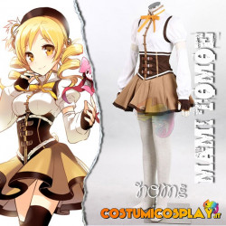 Costume Cosplay Mami Tomoe