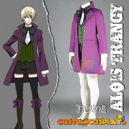 Costume Cosplay Alois Trancy