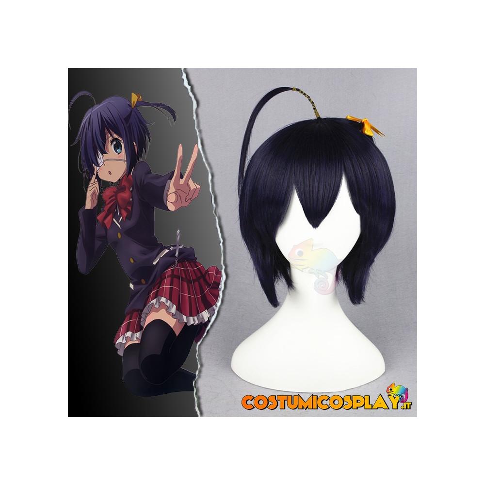 Parrucca Cosplay Rikka Takanashi