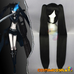 Parrucca Cosplay Black Rock Shooter