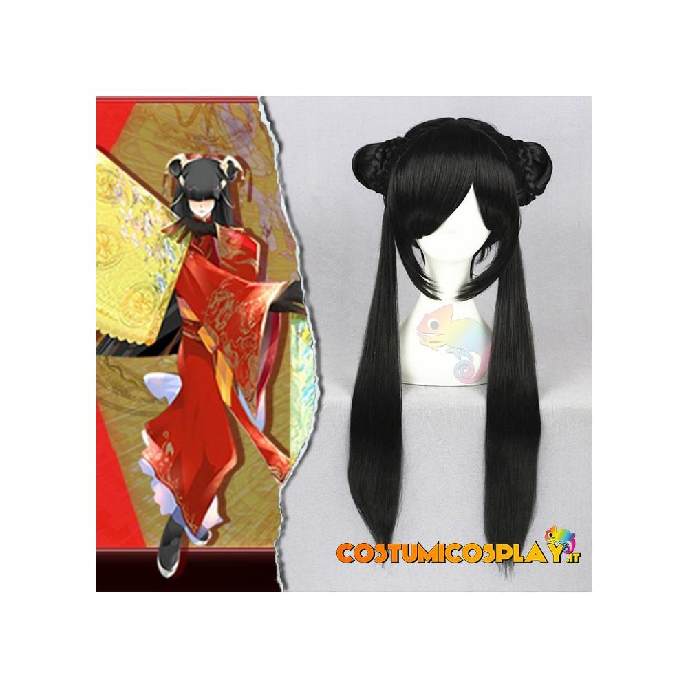 Parrucca cosplay Li Katouri