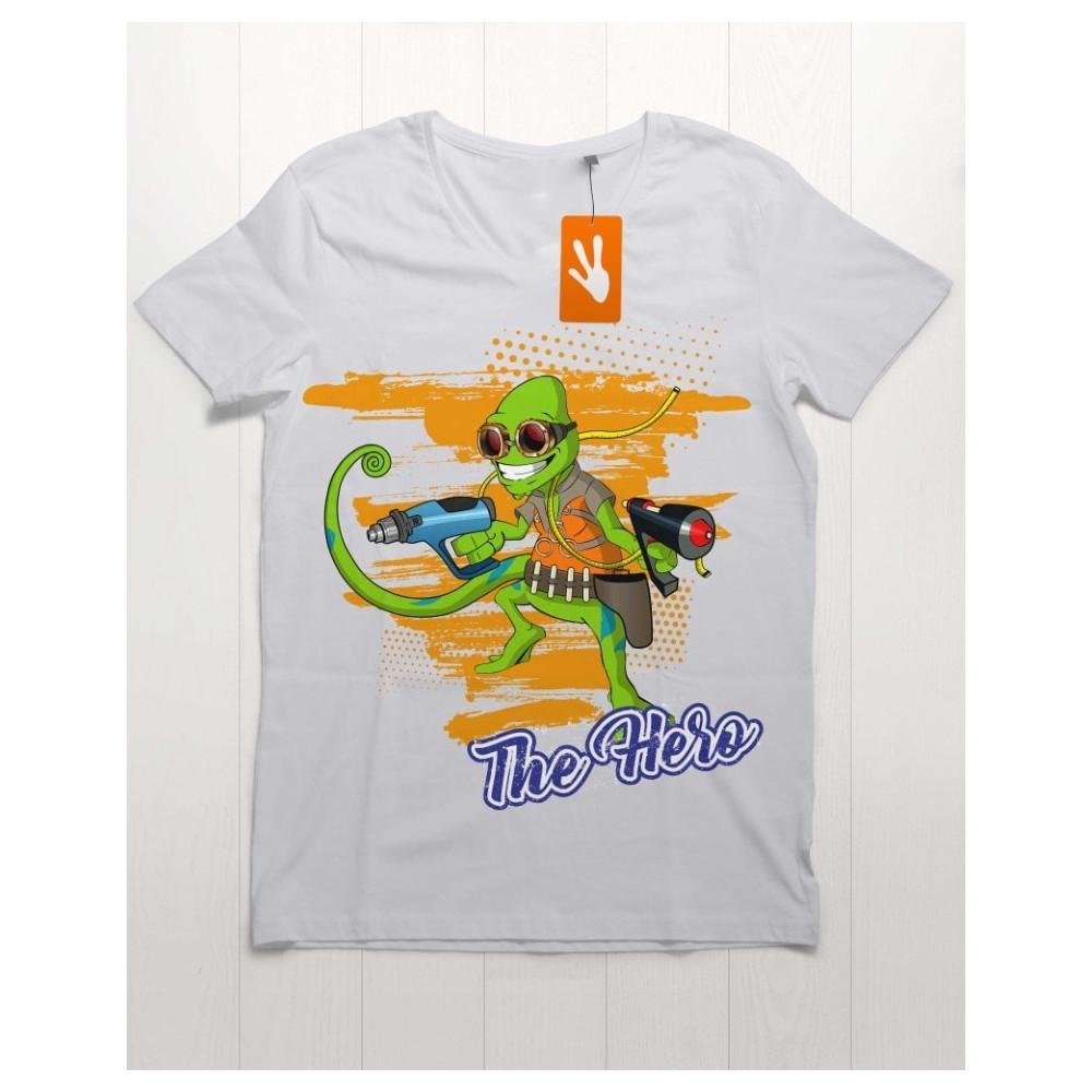 La T-Shirt del cosplayer
