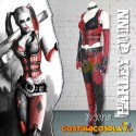 Costume Cosplay Harley Quinn Injustice League