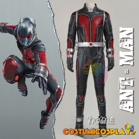 Costume Cosplay Ant-Man