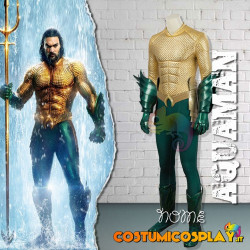 Costume Cosplay Aquaman