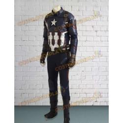 Costume Cosplay Capitan America