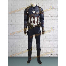 Costume Cosplay Capitan America