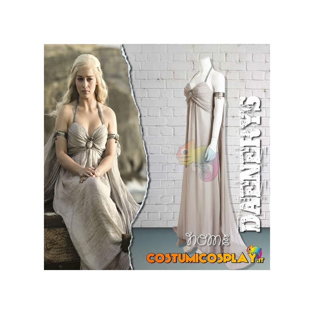 Costume Cosplay Daenerys GOT