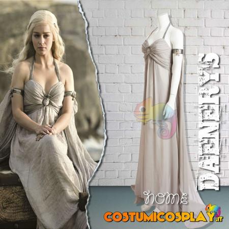 Costume Cosplay Daenerys