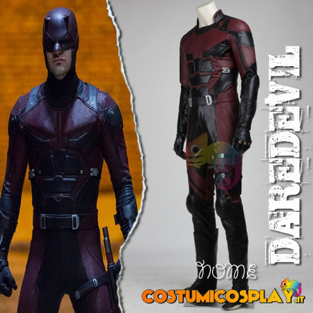 Costume Cosplay Daredevil