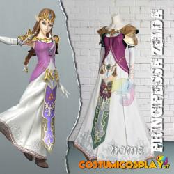 Costume Cosplay Principessa zelda