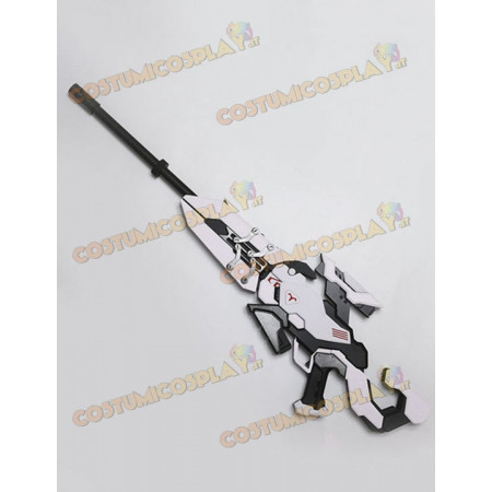 Accessorio cosplay fucile Sniper Rifle Overwatch