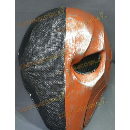 Accessorio cosplay maschera Deathstroke