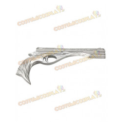 Accessorio cosplay pistola argento Dante Devil May Cry