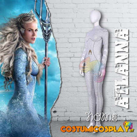 Costume Cosplay Regina Atlanna