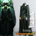 Costume Cosplay Hela da Thor Ragnarok