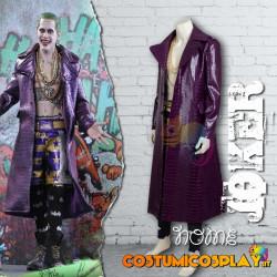 Costume Cosplay Joker Suicide Squad