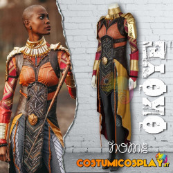 Costume Cosplay Okoye