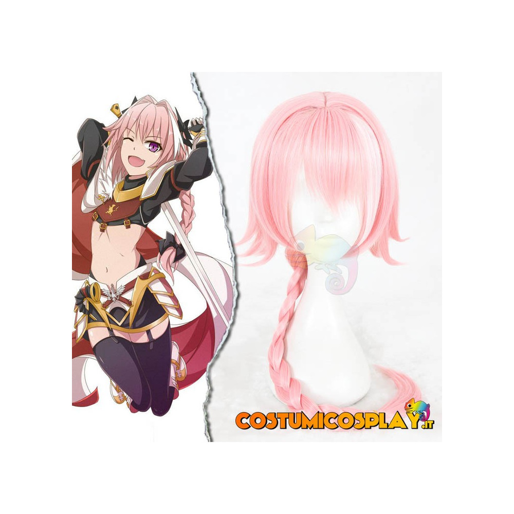 Parrucca cosplay Apocrypha Astolfo