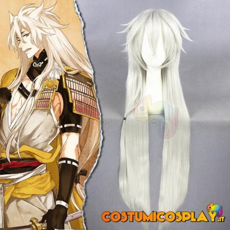 Parrucca cosplay Kogitsunemaru