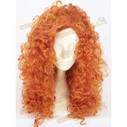 Parrucca cosplay Merida