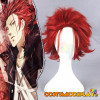 Parrucca cosplay Mikoto Suoh