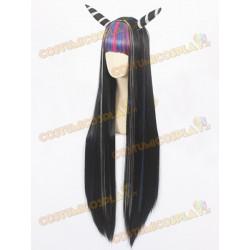 Parrucca cosplay Mioda Ibuki