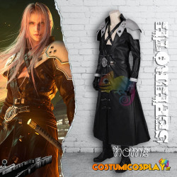 Costume Cosplay Sephiroth Final Fantasy VII