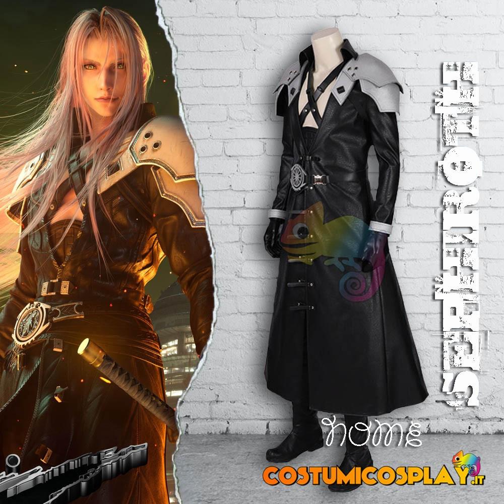 Costume Cosplay Sephiroth Final Fantasy VII
