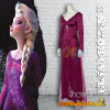 Costume Cosplay Elsa Frozen II