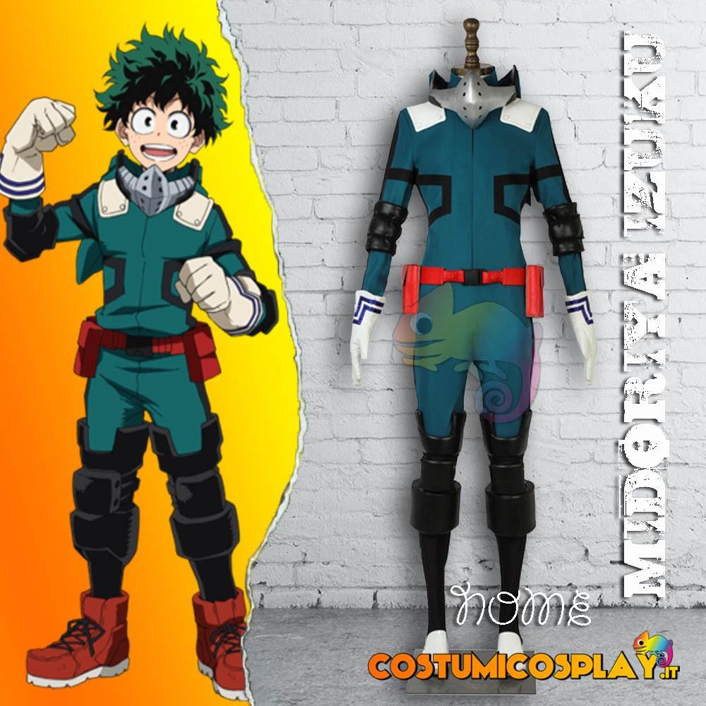 Costume Cosplay Midoriya Izuku