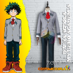 Costume Cosplay divisa scolastica maschile My Hero Academia