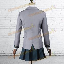 Costume Cosplay divisa scolastica femminile My Hero Academia