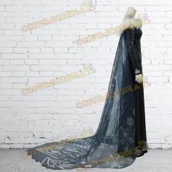 Costume Cosplay Elsa tratto dalle avventure di Olaf