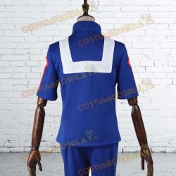Costume Cosplay divisa My Hero Academia