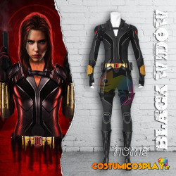 Costume Cosplay Black Widow