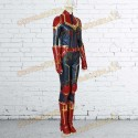 Costume Cosplay Captain Marvel