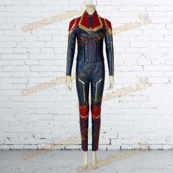 Costume Cosplay Captain Marvel
