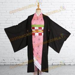 Costume Cosplay Nezuko Kamado