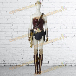Costume Cosplay Wonder Woman