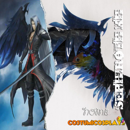 Ali Cosplay Sephiroth Kingdom Hearts II
