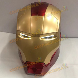 Casco cosplay Iron Man
