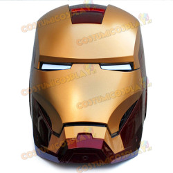 Casco cosplay Iron Man Avengers Endgame